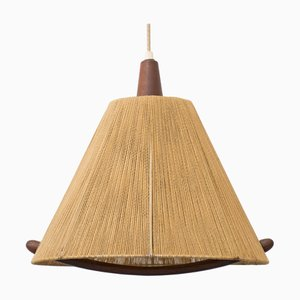 Model 324 Ceiling Lamp from Temde, 1960s
