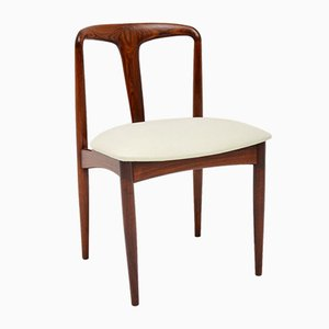 Danish Julianne Rosewood Dining Chairs by Johannes Andersen, 1960s, Set of 8