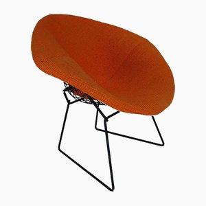 Diamond Lounge Chair by Harry Bertoia for Knoll Inc. / Knoll International, 1980s