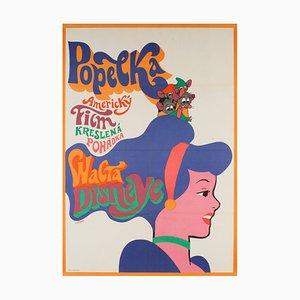Affiche de Film Dumbo Film, République Tchèque, 1970