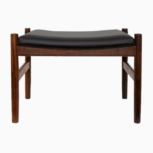 Danish Rosewood Stool from Spøttrup, 1960s