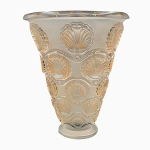 Cancale Vase from R.Lalique, 1940s