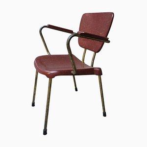 Esszimmerstühle von Gastone Rinaldi für Rima, 1940er, 8er Set