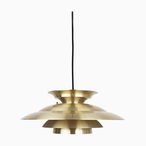 Vintage Danish Pendant Lamp from Lyskær Belysning, 1980s