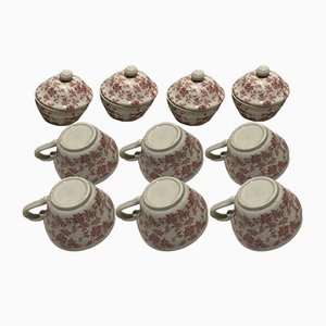 Tea Set from Broadhurst Ironstone, 1970s