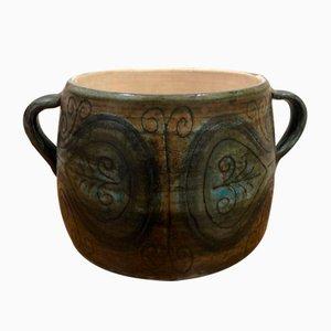 Pot en Céramique par Jean de Lespinasse, 1950s