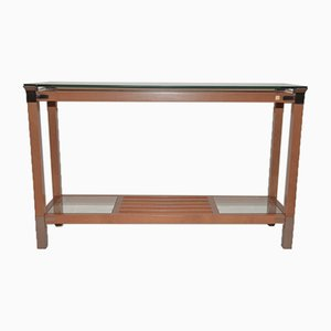 Vintage Console Table from Pierre Vandel, 1980s
