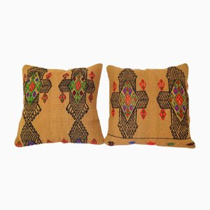 Kilim Cushion Covers, Set of 2