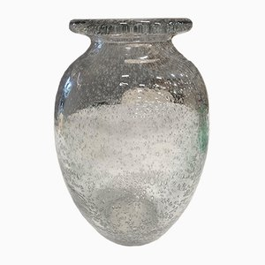 Grand Vase Bulle de Daum, 1950s