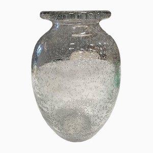 Große Bubble Vase von Daum, 1950er