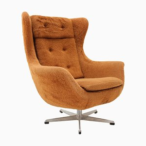 Mid-Century Swivel Chair from UP Závody Rousinov, 1974