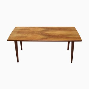Table Basse Mid-Century, Dřevotvar, 1956