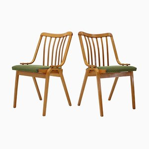 Dining Chairs by Antonín Šuman, 1960s, Set of 2
