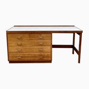 Mid-Century Industrial Mod Desk