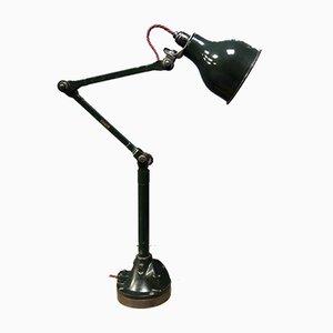 English Machine Lamp from Mek Elek, 1930s