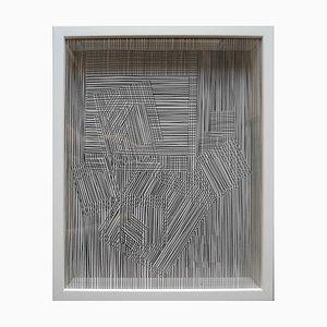 Kinetics 3 Siebdruck von Victor Vasarely, 1973