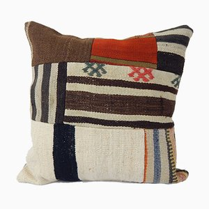 Turkish Patchwork Cushion Cover