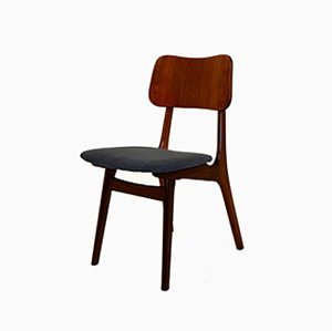 Danish Rosewood Dining Chairs by Knud Faerch for Slagelse Møbelfabrik, 1960s, Set of 4