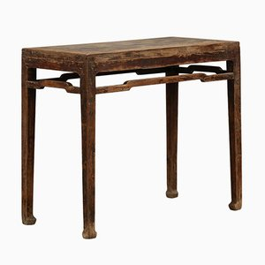 Antique Chinese Shanxi Elm Side Table