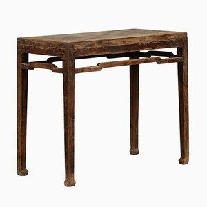 Table d'Appoint Antique en Orme, Chine