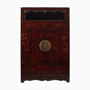 Grande Armoire Antique Shanxi Peinte, Chine