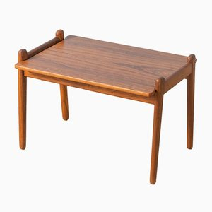 Tavolino di Fredrik A. Kayser per Vatne Lenestolfabrikk, anni '60