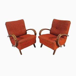 Lounge Chairs, 1960s, Set of 2
