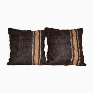 Turkish Blanket Cushion Covers, Set of 2