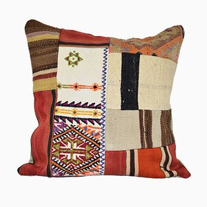 Patchwork Kilim Cushion Cover