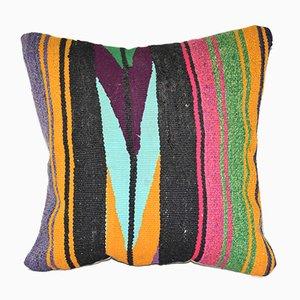 Turkish Striped Cushion Cover