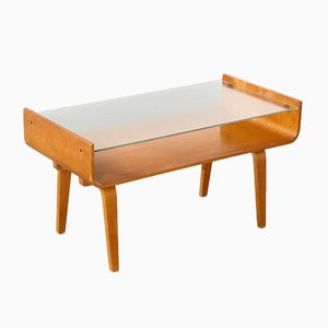 Mid-Century Plywood Coffee Table by Cor Alons for Gouda den Boer, 1950s