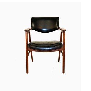Schwedischer Sessel von Erik Kirkegaard, 1960er