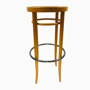 Model 204 RH Stool from Gebrüder Thonet Vienna GmbH, 1970s