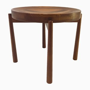 Mid-Century Danish Teak Side Table Attributed to Jens Quistgaard, 1960s
