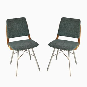 Mid-Century Czechoslovak Chairs from Ton, 1960s, Set of 2