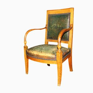 Antique French Children's Chair, 19th Century