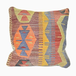 Turkish Handmade Kilim Cushion Cover