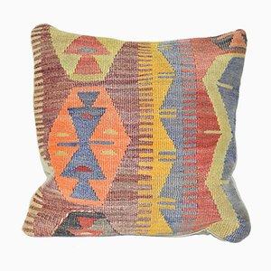 Turkish Handmade Kilim Cushion Cover