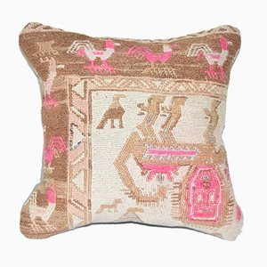 Animal Soumac Cushion Cover