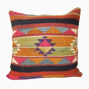 Turkish Oversize Kilim Cushion Cover