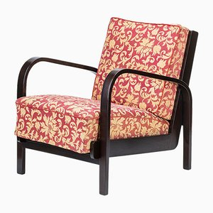 Czechoslovakian Armchairs from Karel Kozelka & Antonín Kropacek, 1940s, Set of 2