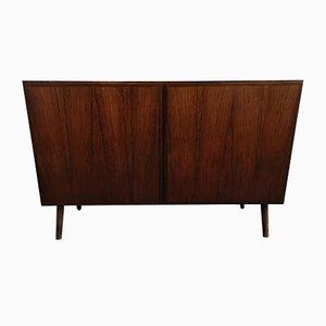 Mid-Century Danish Rosewood Model Nr. 4 Cabinet from Omann Jun, 1960s