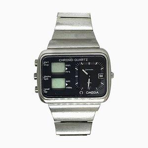 Seamaster Chrono-Quartz Albatros Uhr von Omega, 1978