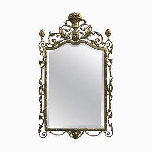 Specchio in stile barocco fatto a mano, Francia, XIX secolo