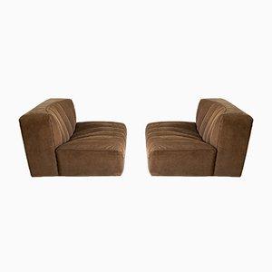 Series 9000 Sofas von Tito Agnoli für Arflex, 1960er, 2er Set