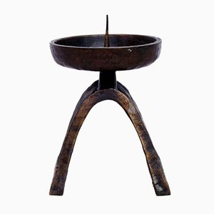 Brutalist Candleholder from Strassacker, 1950s