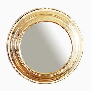 Espejo de latón, años 60