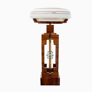Art Deco Style Table Lamp, 1990s