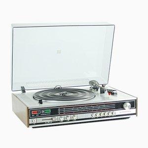Radio Gramophone Modèle RDG 3000 et Haut-Parleurs de Europhone, Italie, 1970s