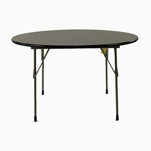 Round Dining Table by Wim Rietveld for Gispen, 1960s